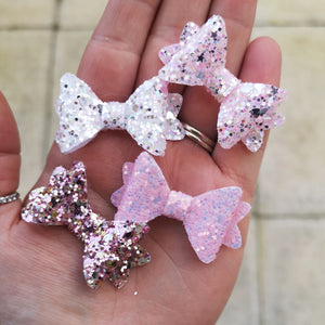 SET OF 4 MINI BABY CLIPS