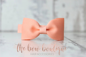 Pinch bow clips (24 Colours)