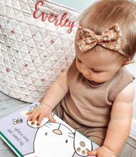 Load image into Gallery viewer, Enah - Timeless bow nylon headbands