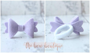 MINI BABY FELT BOBBLES (28 COLOURS)