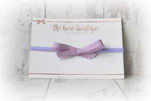 Hand tied nylon headbands (15 Colours)