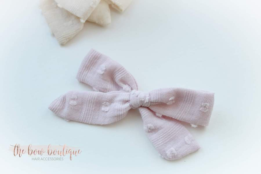 Bella - Timeless bow clip