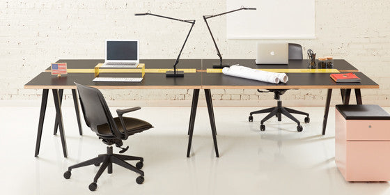 Sawhorse Desk Collection