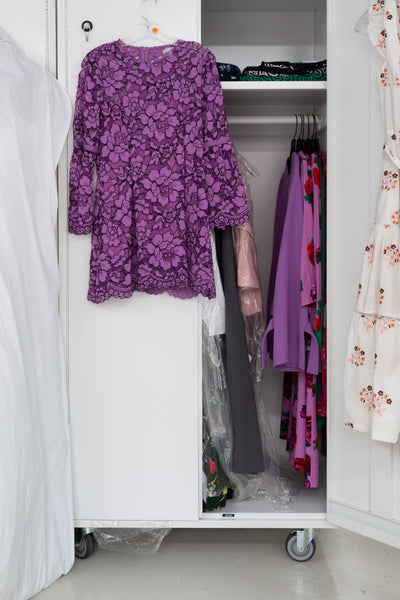 Storage Cabinet with dress