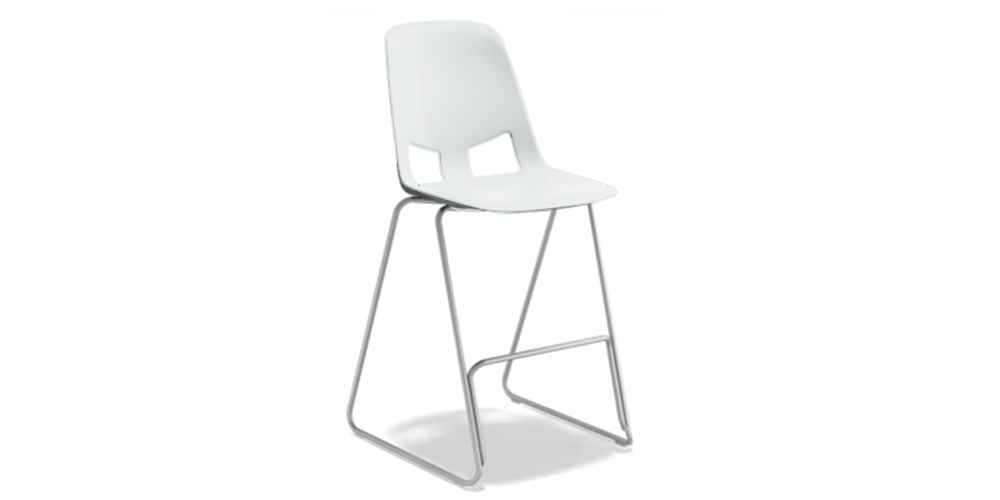 Us Sled Counter Stool