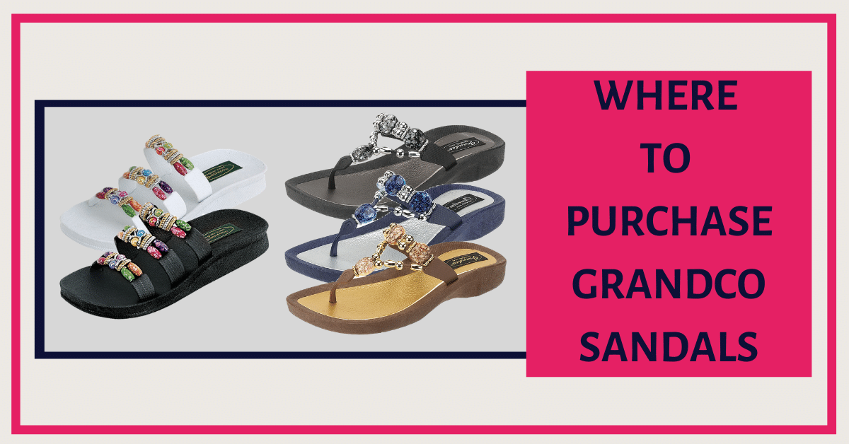 Where can I Buy Grandco Sandals from?