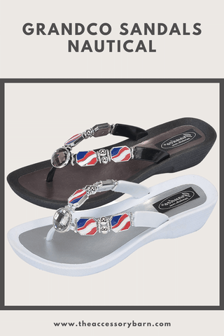 Grandco Sandals Nautical