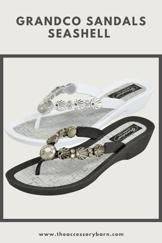 Grandco Sandals Seashell