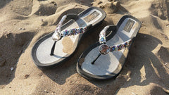 Grandco Sandals at the Beach