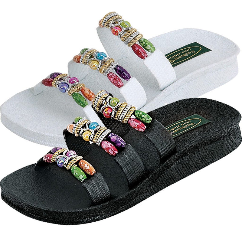 Grandco Sandals Classic 3 Band Slide - 22589