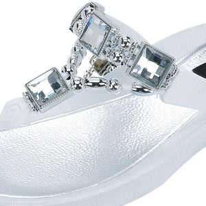 Grandco Sandals VVS1 25226E - Close Up White