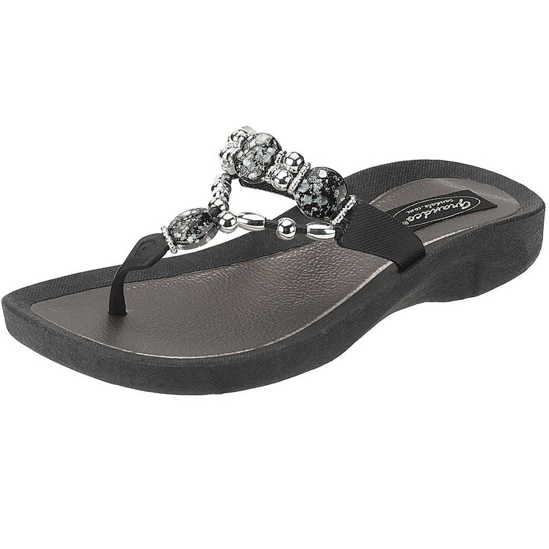 Grandco Sandals Expression 25542E - Black Sole