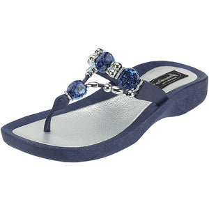 Grandco Sandals Expression 25542E - Blue Sole