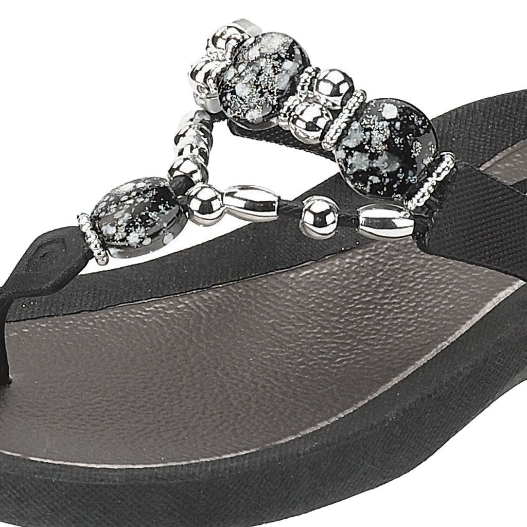 Grandco Sandals Expression 25542E - Close Up Black