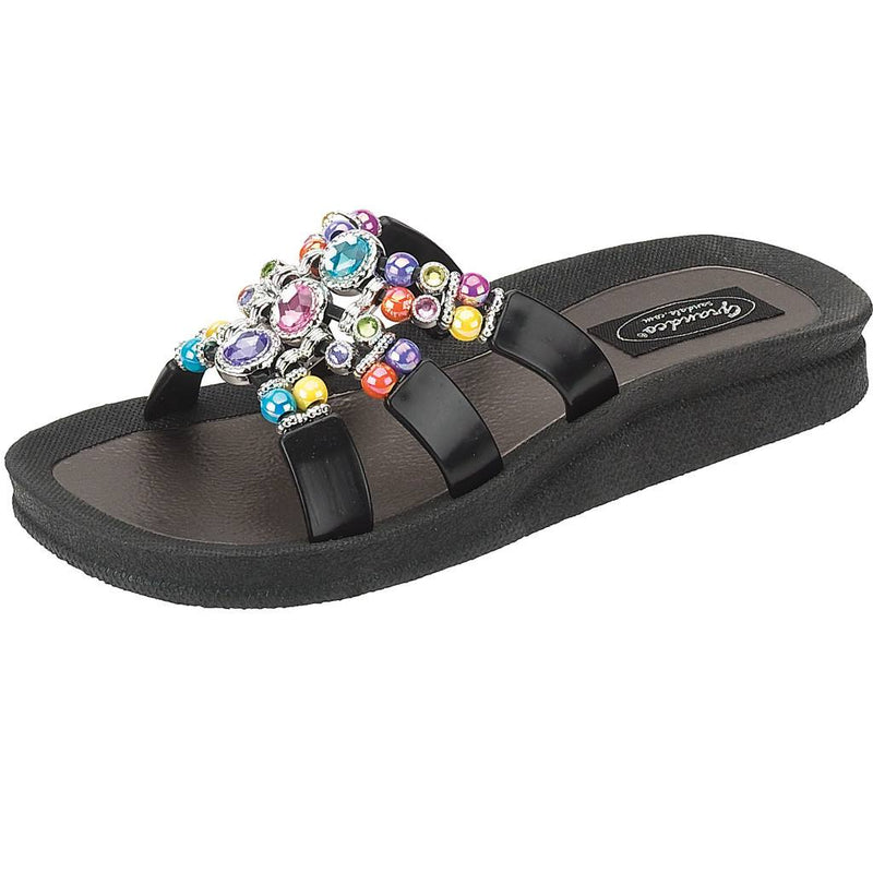 Grandco Sandals Temptation 25548E - Black
