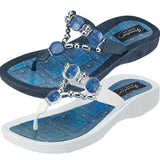 Grandco Sandals Denim 25574D