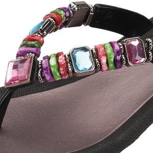 Grandco Sandals Rainbow 26245E - Close Up Black
