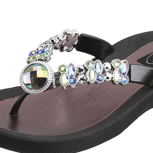 Grandco Sandals Dragonfly 26951E - Close Up Black