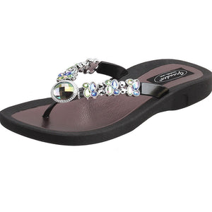 Grandco Sandals Dragonfly 26951E - Black Sole