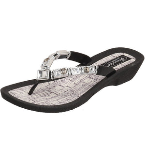 Grandco Sandals Flawless 27134C - Black Sole