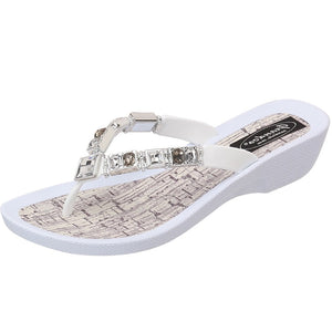Grandco Sandals Flawless 27134C - White Sole