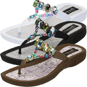 Grandco Sandals Colored Curve 27472