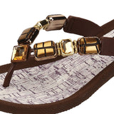 Grandco Sandals Cayman V 27457 - Close Up Brown