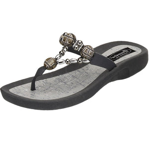 Grandco Sandals Cayman 27469 - Grey Sole