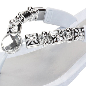 Grandco Sandals Daisy 27501 - Close Up White