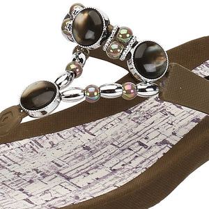 Grandco Sandals Mood 27516 - Close Up Brown