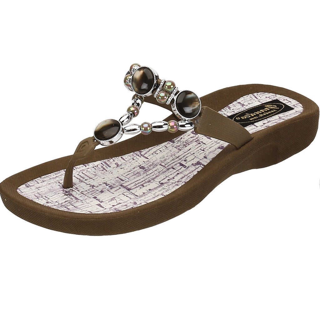 Grandco Sandals Mood 27516 - Brown Sole