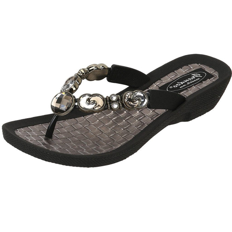 Grandco Sandals Eclipse - 27686P Black