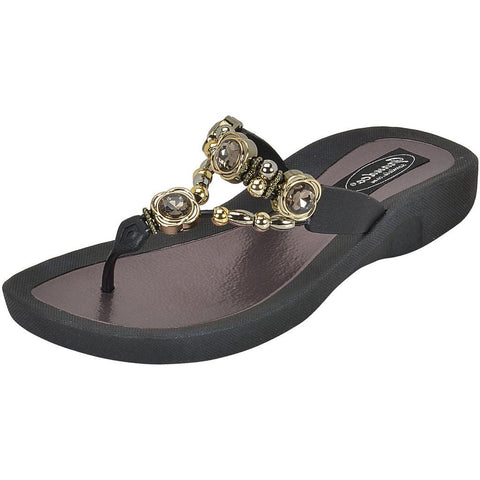 Grandco Sandals - Orion 28025 black