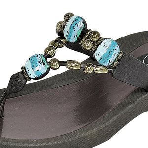 Grandco Sandals - Island Breeze Thong 28438 Close up