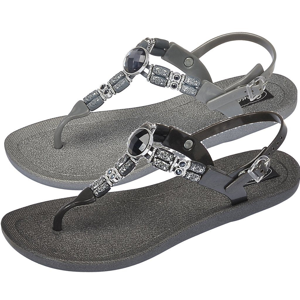 Grandco Sandals Moonlight T-Strap - 28603