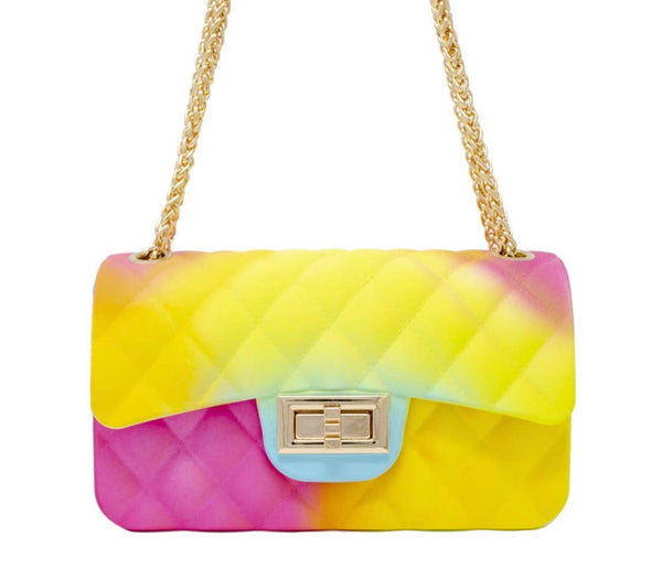 Jelly Tie Dye Mini Bag