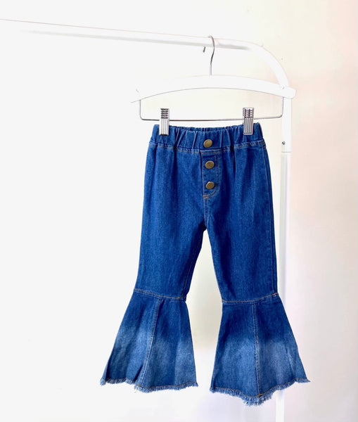 Margherita Denim Bell Bottoms