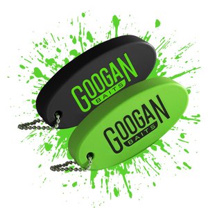 Googan Baits Floating Keychain 2pk