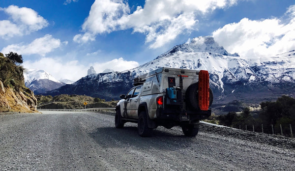 Travels with Expedition Overland