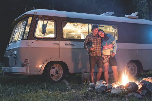 Matt and Amanda: Happiness Advocates, Van Life Enthusiasts