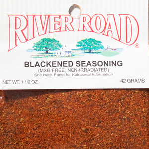River Roads Blackened Seasoning (1.5 oz)