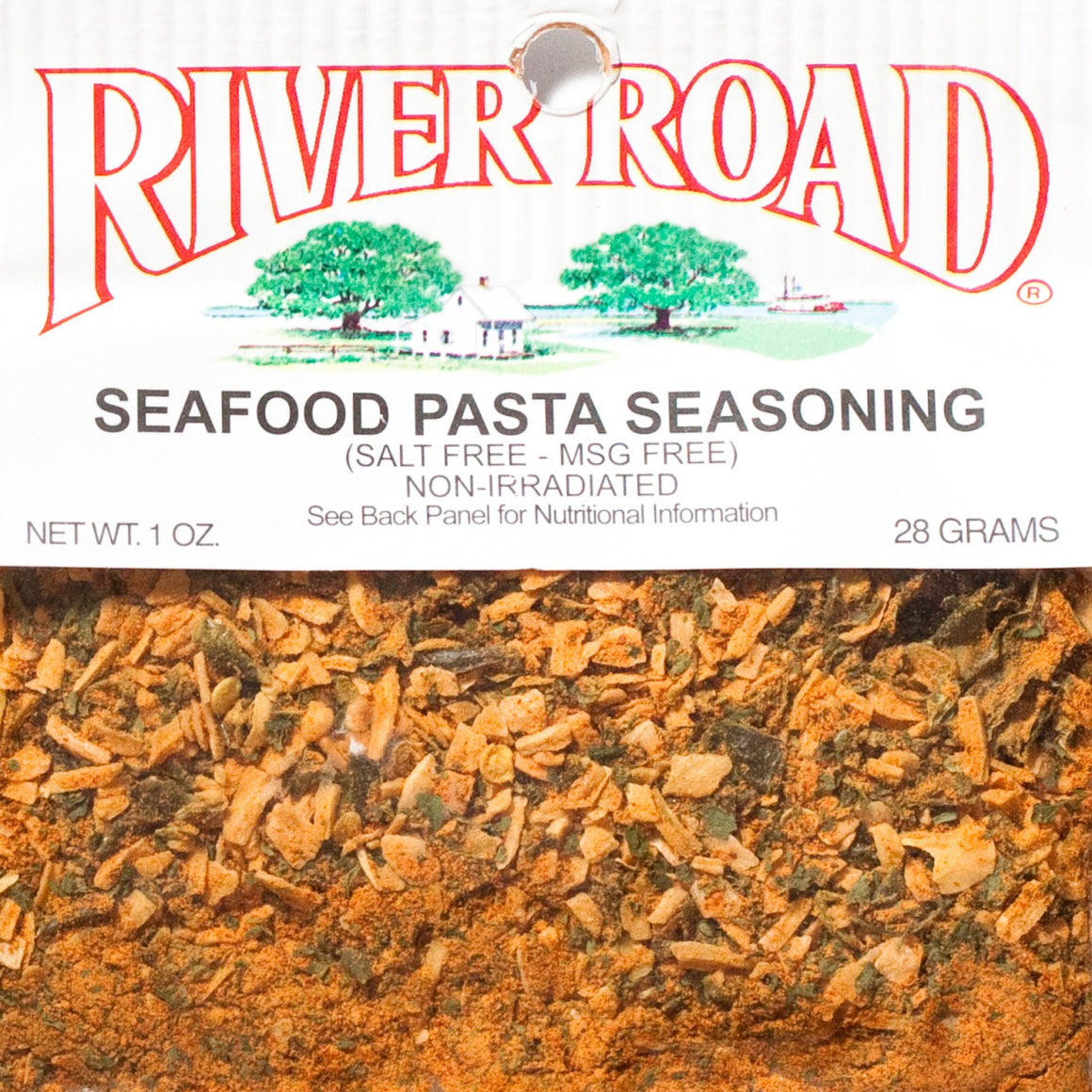 River Roads Seafood Pasta Seasoning (1 oz)