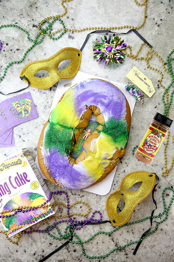 Mardi Gras Party Package