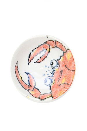 Snappy Crab 3-1/8-inch Dipping Bowl