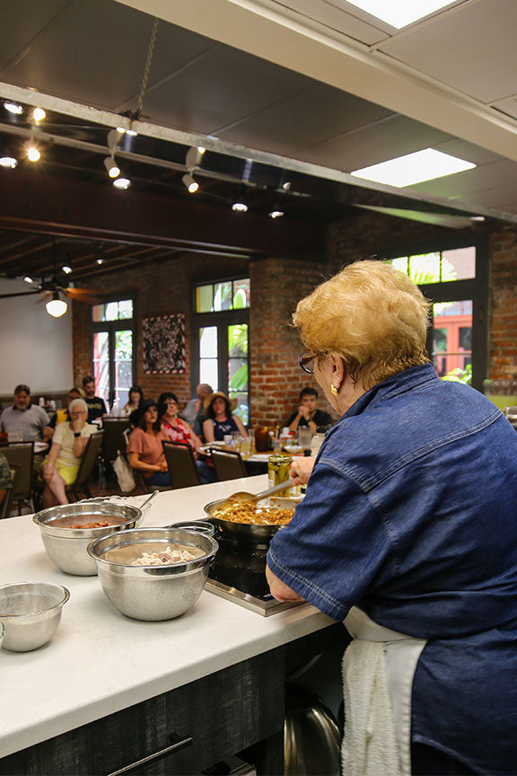 New Orleans School of Cooking AFTERNOON Cooking Demonstration Gift Certificate
