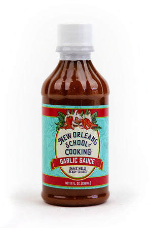 New Orleans School of Cooking Garlic Sauce