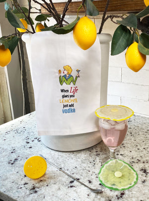 When Life Gives you Lemons Cocktail Kit