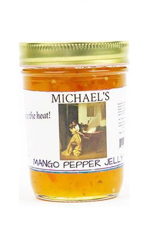 Michael's Mango Pepper Jelly