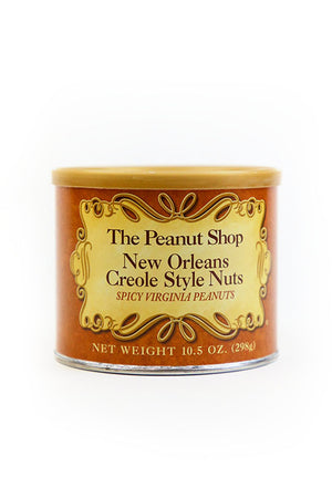 The Peanut Shop of Williamsburg New Orleans Creole Style Nuts