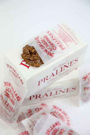 NOSOC All Natural Chocolate Pralines Made Fresh Daily (2 Boxes of 12)